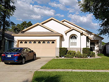 Florida Hills Luxury Family Vacation Pool Home