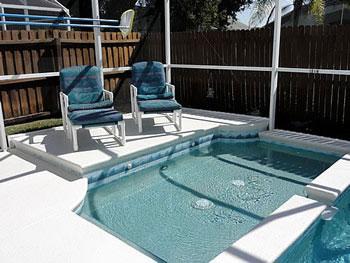 Children's Heated Pool