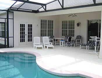 Pool and Lanai
