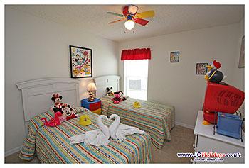 Disney Room with Disney TV&DVD