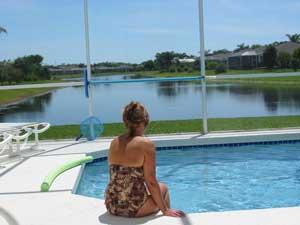 Pool & Lake