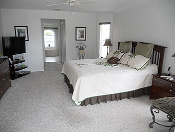 King Size Master Bedroom