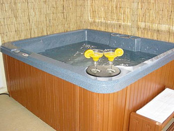 Totally Relax in our Fabulous Spa / Hot Tub