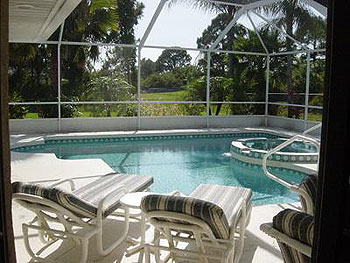 South-facing, Not Overlooked, Private    Sunbathing & Pool/Spa Area