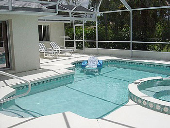 Electrically Heated Pool & Spa