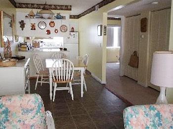 Dining/Kitchen/Hall
