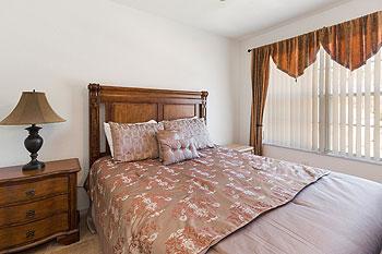 Third Queen Sized Bedroom
