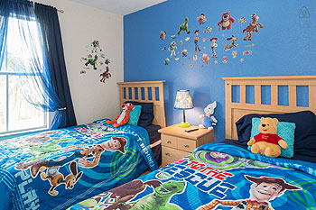 Bedroom Four - Toy Story Themed