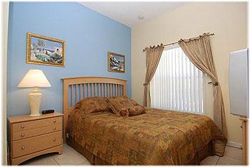 Bedroom 6 - 2nd Master Bedroom Suite