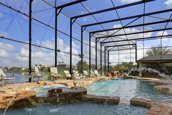 Main Pool, Kiddie Pool & Spa