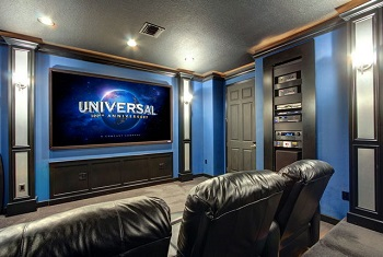 Custom Theater / Cinema