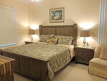 Master Bed Suite 1