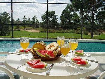 Breakfast Florida Style