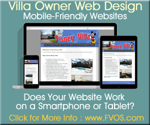 Villa Owner Web Design